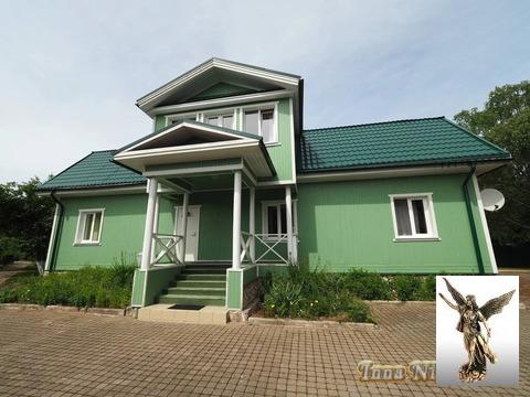 Привлекательный зимний дом в деревне Шильцево с очень большим участком