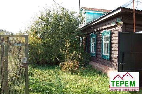 Выделенная часть дома в черте города Серпухова