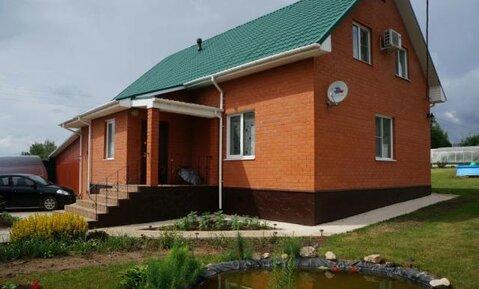 Дом Кривское 200м2 , газ, все коммуникации, рядом река, г. Обнинск 2км