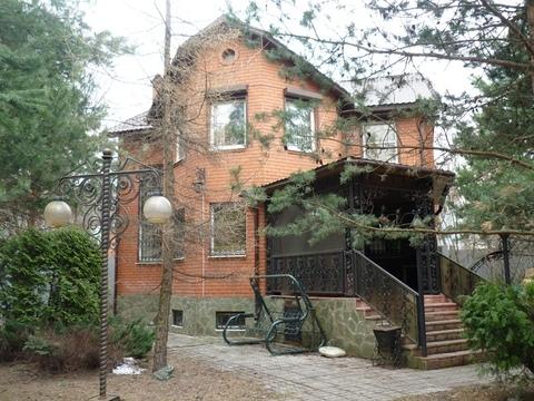 Дом в п. Малаховка 13 кв. от МКАД