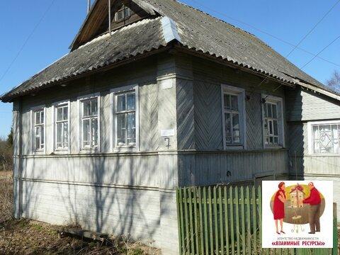 Продам дом в д. Вольная Лячка Солецкого р-на