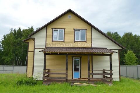 Новый загородный дом. Верховье. 90 км от МКАД по Киевскому шоссе, К.