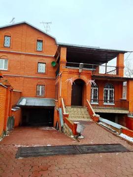 Коттедж на 30 человек в Черном