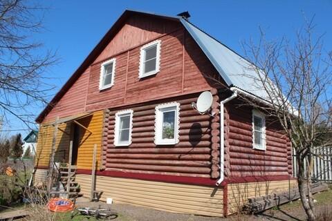 Дом в деревне Тимохино