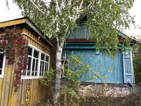 Продам дом в с.Генеральщино, Лопатинского р-на, 31 кв.м, участок 14 со