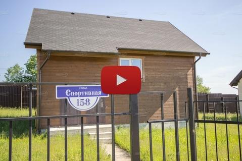 Участок Карцево 130 кв.м Новорижское 58.0 км. №772
