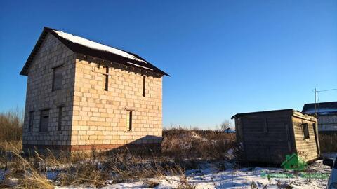 Недостроенный дом в 3 уровня в дер.Корытово - 95 км Щёлковское шоссе