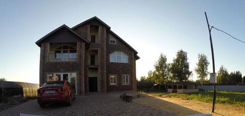Посуточная аренда дома 420 м2, к. п. Лисавино