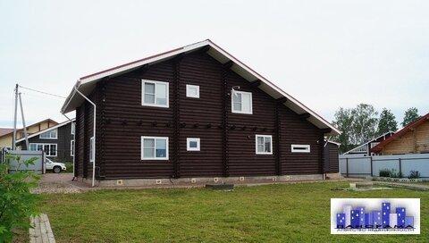 Дом 210м на уч 10 соток ИЖС в д. Лыткино