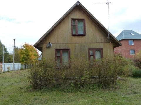 Дом 94 кв.м, Участок 16 сот. , Минское ш, 72 км. от МКАД.
