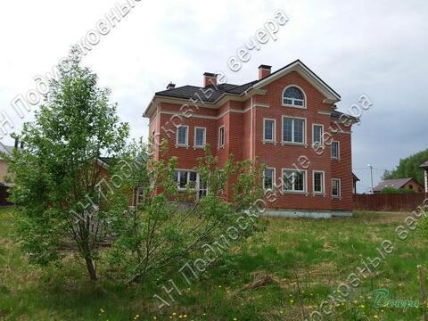 Новорижское ш. 50 км от МКАД, Кострово, Коттедж 645 кв. м