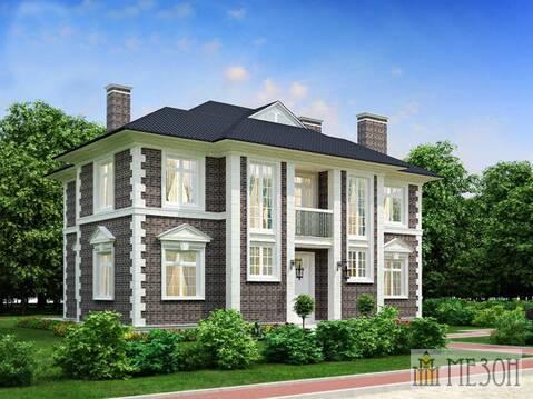В кп Европа-3 (Английский квартал) продается современный кирпичный дом