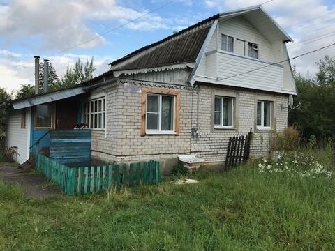 Дом в Завидово,