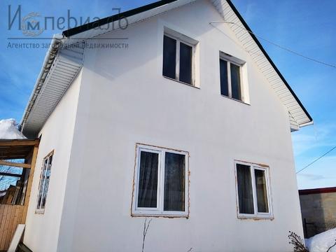 Новый дом под ипотеку близ Белоусово