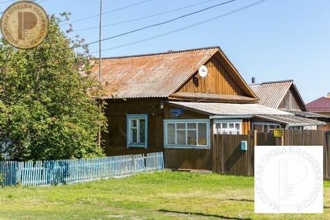 Дом в поселке