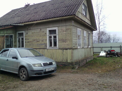 Продам зимний дом 60 кв.м Лен.обл, Тосненский район, п.Красный Бор