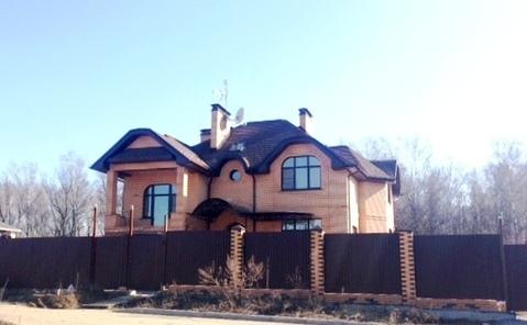 Кирпичный дом 300 кв.м. На участке 18 соток, д. Красное Домодедово го