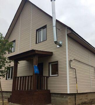 Купить дом из бруса в Домодедовском районе д. Долматово