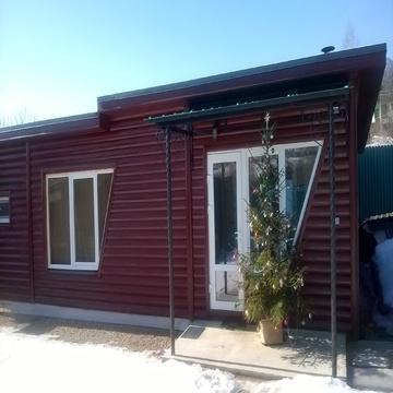 Продается одноэтажная дача, 70 кв.м, на участке 6 соток