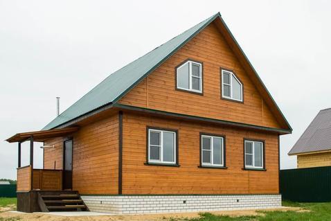 Жилой дом с газом в деревне Грибаново