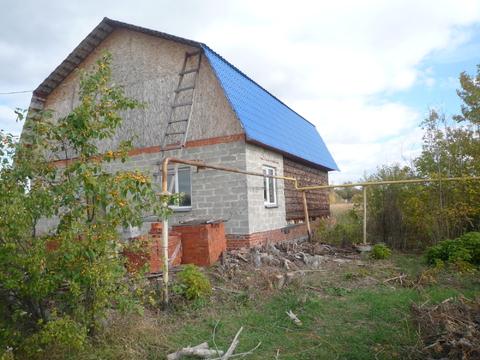 Предлагаем недостроенный дом в пос.Вахрушево по ул.40-летия Октября