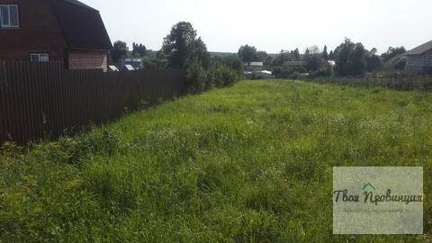 Участок 20 соток под ПМЖ в деревне Стремилово Чеховского района