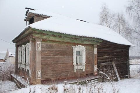 Дом в деревне Беззубово