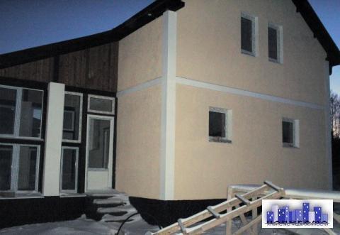 Дом 150 кв.м на участке 12 соток в д. Мелечкино