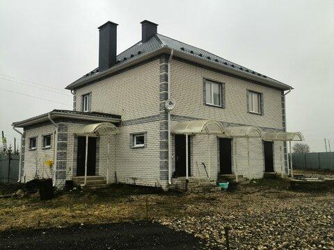 Продается новы дом в д.Холопово Александровский р-он