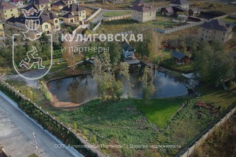 Эксклюзивный земельный участок 75 соток с прудом Екб пос. Полеводство