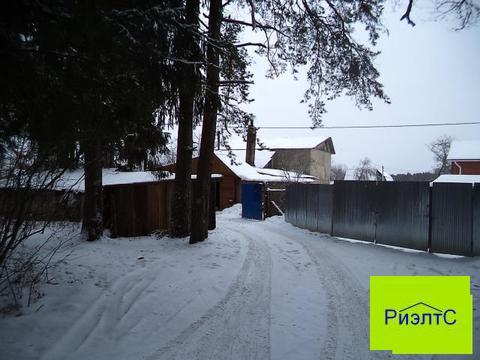 Дом с участком 10 соток в Обнинске