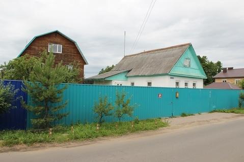 Продаю дом, земельный участок 7,41 соток в г. Кимры, ул. Фестивальная