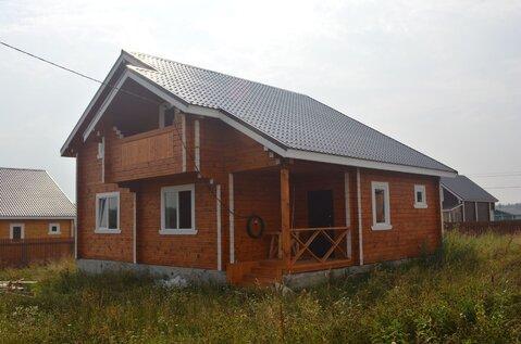 Деревянный дом в исторических местах