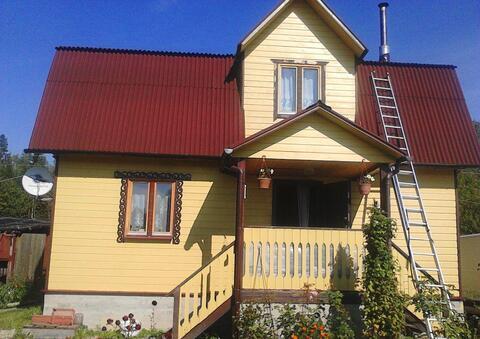 Продается 2х этажная дача 150 кв.м. на участке 7 соток, д.Могутово СНТ