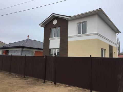 Новый дом в центре Энгельса