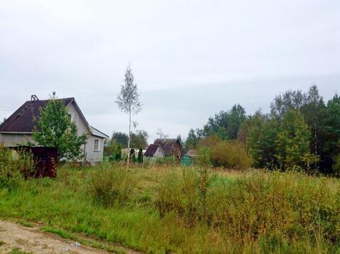 Участок 8 соток в СНТ Здоровье, 3 км от Красного Села