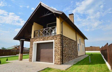 Новый дом 200 кв.м, участок 10 сот. , Новорижское ш, 40 км. от МКАД .
