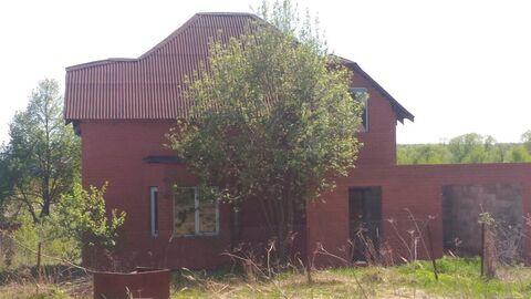 Дом 150 кв.м. кирпич, г.о. Домодедово, д. Овчинки