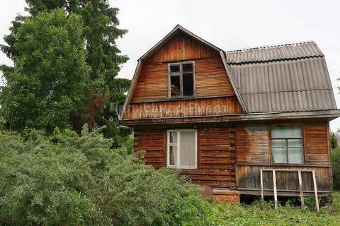 Газовик. Боровск. Лесная дача рядом с большим озером. 98 км от МКАД.