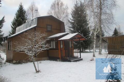Новый дом у лесного озера