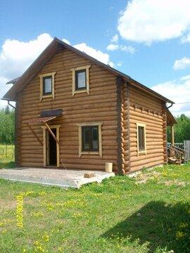 Эксклюзив! Продается новый дом в деревне Софьинка, рядом лес, озеро.
