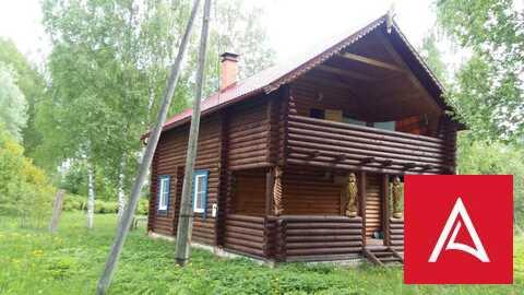 Имение на участке 3 га в д. Троицкое, Торжокский район, Тверская область
