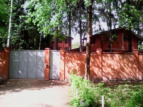 Дом 415 кв.м. на участке 10 сот. в 12 км от МКАД по Ярославскому .