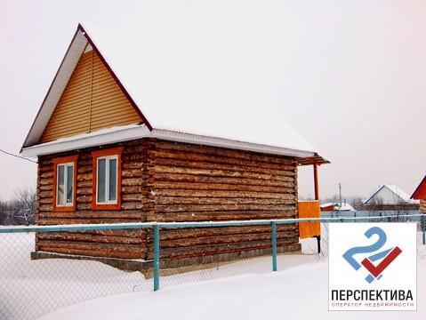 Лот 533. Одноэтажный дом из бревна (сосна), общей площадью 40 кв.м.