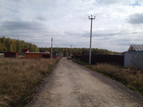 В Чеховском районе, д. Бершово, 50 км. от МКАД по Симферопольскому ш.
