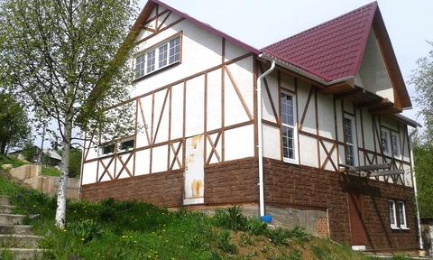 Красная слудка первая линия дом, баня, участок ИЖС 11сот.