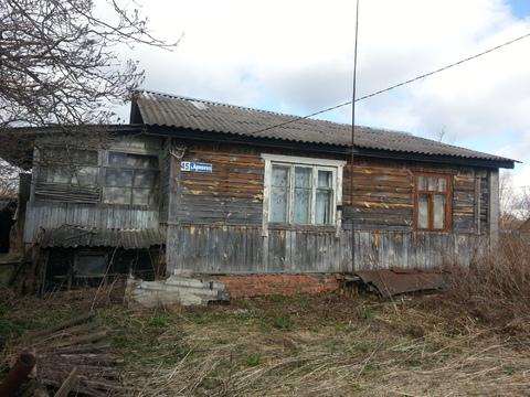 Небольшой домик в д.Арнеево