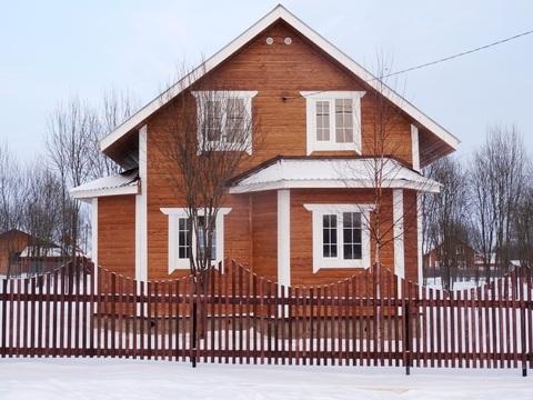 Уютный домик для круглогодичного проживания