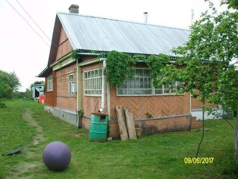 Эксклюзив! Продается дом в д.Глубокий овраг на берегу реки, 40 соток.