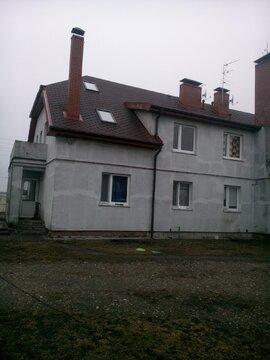 Дом в п. Матросово Гурьевского района